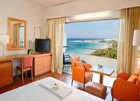 Hotelzimmer mit Mountainbike im Alion Beach Hotel