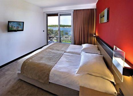 Hotelzimmer mit Volleyball im Hotel Molindrio Plava Laguna