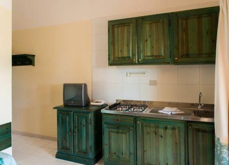 Hotelzimmer mit Tischtennis im Villaggio Alba Dorata