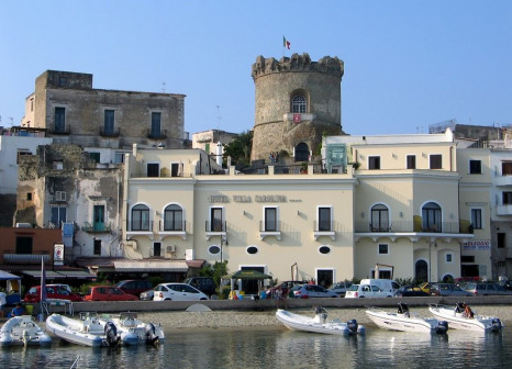 Hotel Villa Carolina in Ischia - Bild von TROPO