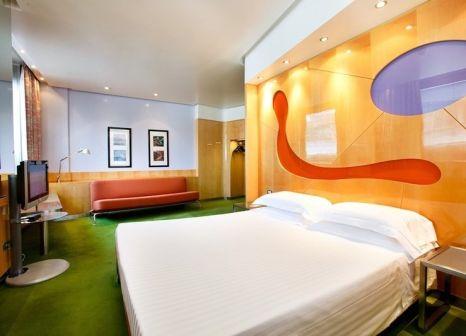 Hotelzimmer mit Golf im Hotel Albani Roma