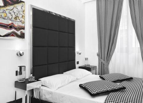Hotelzimmer mit Klimaanlage im Hotel Siena Roma