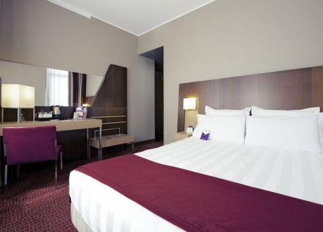 Hotelzimmer mit Golf im Mercure Roma Piazza Bologna