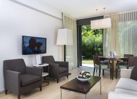 Hotelzimmer mit Golf im Du Lac et Du Parc Grand Resort