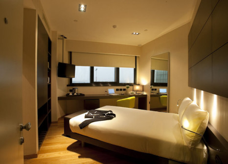 Hotelzimmer mit Animationsprogramm im The Hub