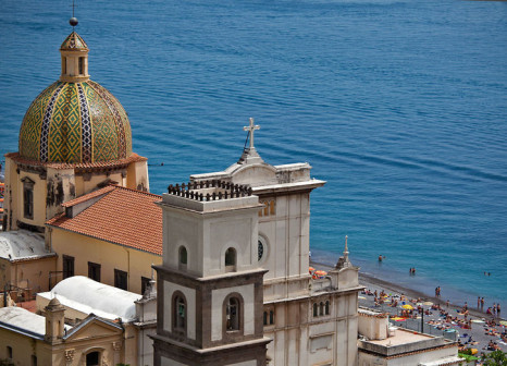 Hotel Eden Roc Positano in Amalfiküste - Bild von TROPO