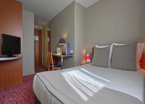 Hotelzimmer mit Internetzugang im Timhotel Nation