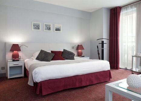 Hotelzimmer mit Klimaanlage im Paris Bastille