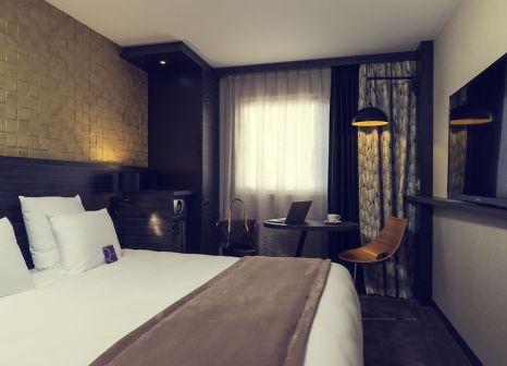 Hotelzimmer mit Tennis im Mercure Porte de Pantin