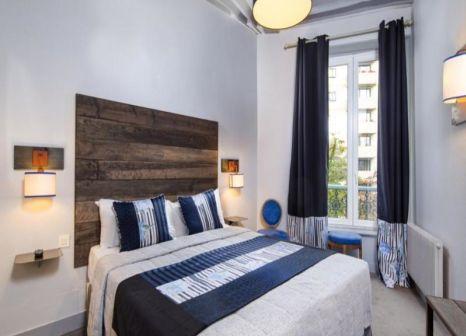 Hotelzimmer mit Klimaanlage im Claret