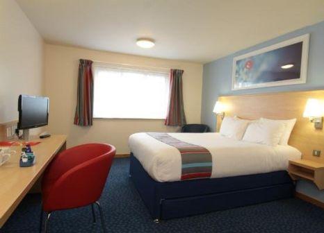 Hotelzimmer mit Aufzug im Travelodge London Docklands
