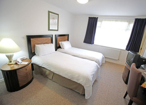 Hotelzimmer mit Aerobic im Europa Gatwick Hotel & Spa