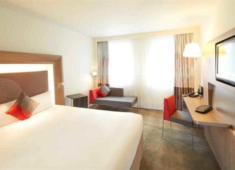 Hotelzimmer mit Aerobic im Novotel London Tower Bridge
