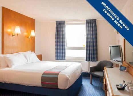 Hotelzimmer mit Internetzugang im Travelodge London Farringdon