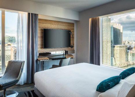 Hotelzimmer mit Spielplatz im Novotel London Canary Wharf