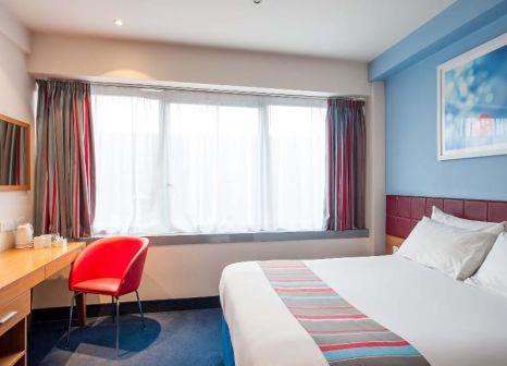 Hotelzimmer mit Aufzug im Travelodge Aldgate East