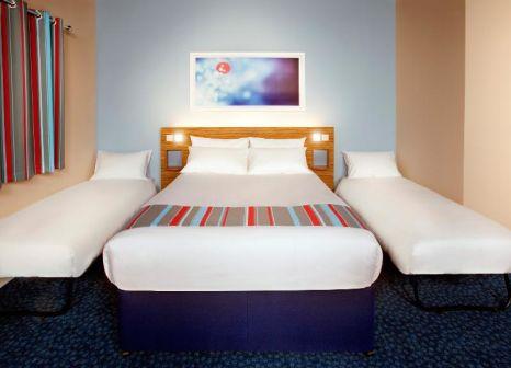 Hotelzimmer mit Internetzugang im Travelodge Aldgate East