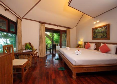 Hotelzimmer mit Kinderpool im Baan Hin Sai Resort
