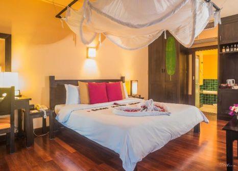 Hotelzimmer mit Fitness im Baan Haad Ngam Boutique Resort