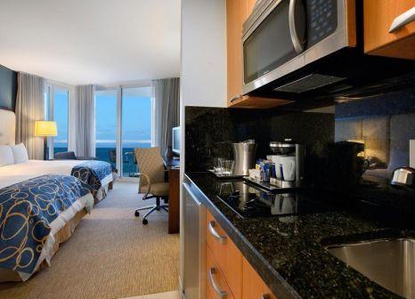 Hotelzimmer mit Fitness im Hilton Fort Lauderdale Beach Resort