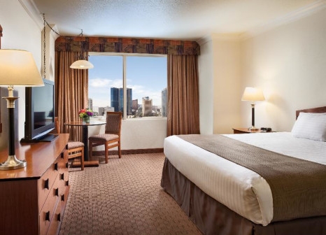 Hotelzimmer mit Fitness im Stratosphere Casino Hotel & Tower Best Western Premier Collection