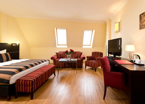 Hotelzimmer mit Kinderbetreuung im Leonardo Hotel Budapest