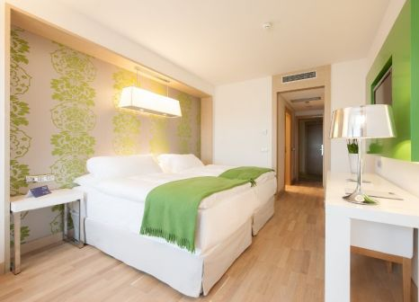 Hotelzimmer mit Aerobic im Occidental Praha Five