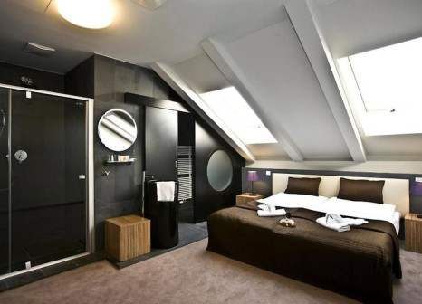 Hotelzimmer mit Aufzug im Noir