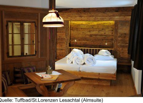 Hotelzimmer mit Fitness im Almwellness-Resort Tuffbad
