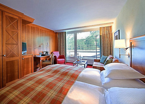 Hotel Arosa Kulm in Graubünden - Bild von TROPO
