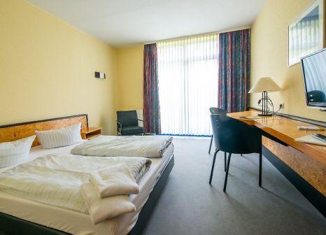 Hotelzimmer mit Volleyball im Hotel an der Therme Bad Sulza