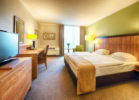 Hotelzimmer mit Fitness im Leonardo Hotel Düsseldorf Airport - Ratingen