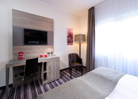 Hotelzimmer mit Sauna im Leonardo Hotel Nürnberg
