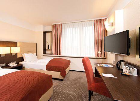 Hotelzimmer mit Familienfreundlich im Leonardo Hotel Munich Arabellapark