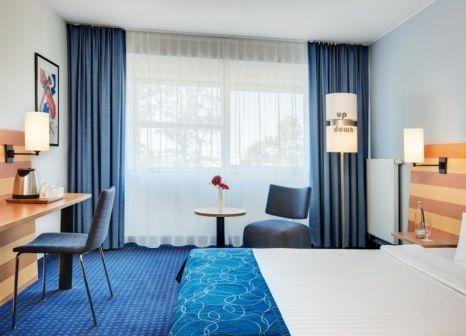Hotelzimmer mit Fitness im InterCityHotel Frankfurt Airport