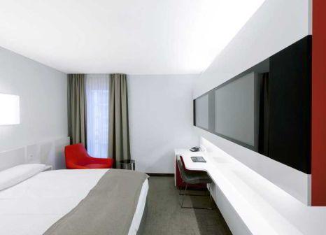 Hotelzimmer mit Fitness im DORMERO Hotel Frankfurt Messe