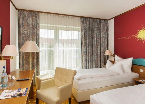 Hotelzimmer mit Spielplatz im Michel Hotel Frankfurt Maintal