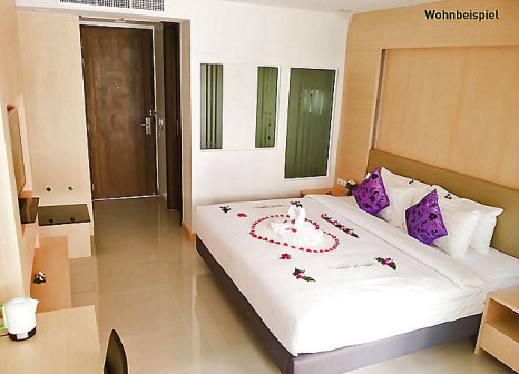 Hotelzimmer mit Fitness im Andatel Grande Patong Phuket Hotel
