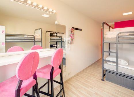 Hotelzimmer mit Familienfreundlich im Generator Hamburg