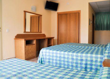 Hotelzimmer mit Golf im Hotel Iris