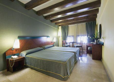 Hotelzimmer mit Geschäfte im Gran Hotel Barcino
