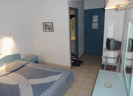 Hotelzimmer mit Tischtennis im Kazaviti Hotel & Apartments