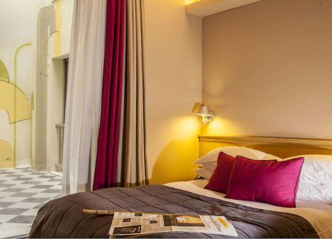 Hotelzimmer mit Whirlpool im Herodion