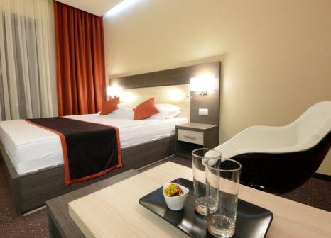 Hotelzimmer mit Aerobic im Hotel Galaxy