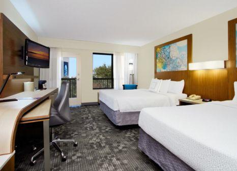 Hotelzimmer mit Animationsprogramm im Courtyard Cocoa Beach