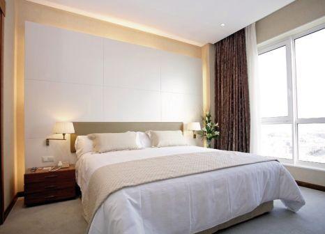 Hotelzimmer mit Fitness im Sercotel Sorolla Palace