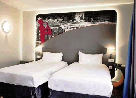 Hotelzimmer mit Restaurant im Timhotel Paris Place d'Italie