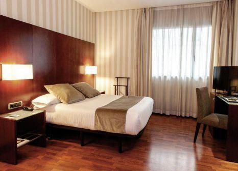 Hotelzimmer mit Spielplatz im Zenit Barcelona