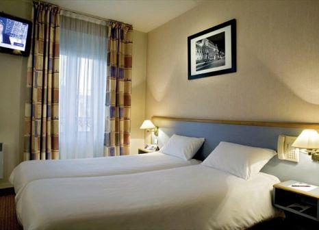 Hotelzimmer mit Internetzugang im Hôtel de l'Aqueduc