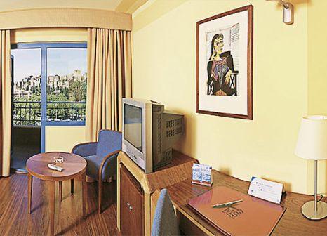 Hotelzimmer mit Fitness im Hotel MS Maestranza